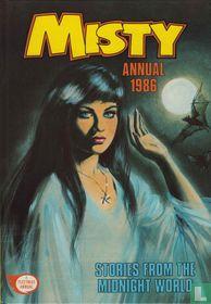 Misty Annual 1986