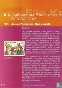 Phila strips: Jeugdfilatelie - Bakelandt