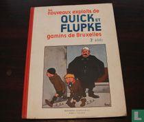 Les nouveau exploits de Quick & Flupke - Gamins de bruxelles