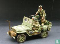 US Patrol Jeep