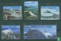 Gletsjers op IJsland