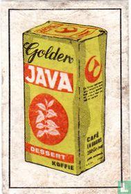 Golden Java Dessert