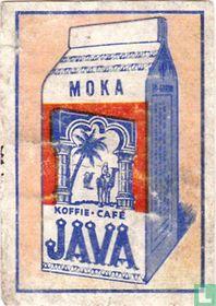 Java moka koffie