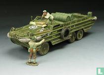 DUKW Amphibious Vehicle Set