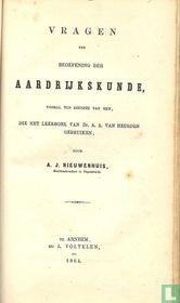 Vragen ter beoefening der aardrijkskunde vooral ten dienste van hen die het leerboek van Dr. A.A. van Heusden gebruiken