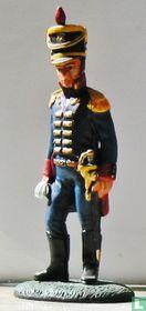 Captain, (Spanish) Foot artillery, 1812