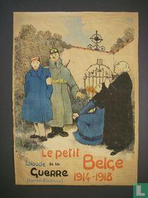 Affiche Le Petit Belge