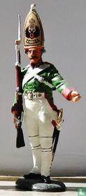 Grenadier, Preobrajensky Lifeguard,1801