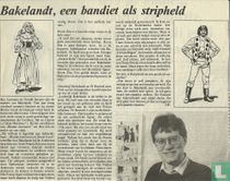 Bakelandt - Een bandiet als stripheld