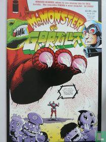 Mr. Monster vs Gorzilla