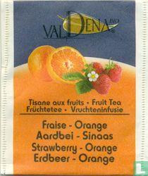 Fraise - Orange