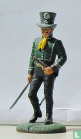 Guerrilla chief (Spain), c.1812