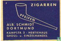 Zigarren Pfeifen - Alb, Schmidt