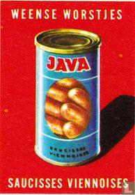 Java Weense worstjes