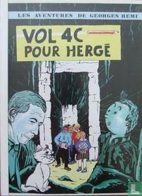 Vol 4C pour Hergé