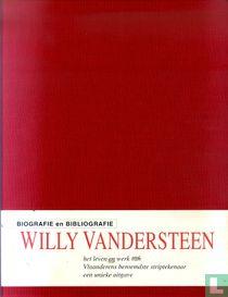 Willy Vandersteen - Biografie en bibliografie [lege box]