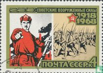 Rode Leger 50 jaar