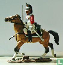 Trooper, Coraceros Espanoles, 1810-11