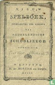 Nieuw Spelboek, uitgegeven ten dienste der Nederlandsche jeugd