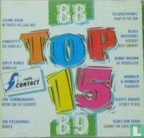 Radio Contact Top 15 - 88/89