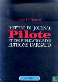 Histoire du journal Pilote et des publications des editions Dargaud