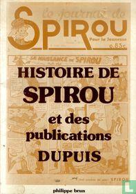 Histoire de Spirou et des publications Dupuis