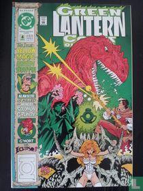 Green lantern corps Quarterly 4