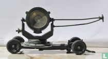 Mobile Searchlight on chassis 3th Version