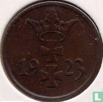 Danzig 1 pfennig 1923