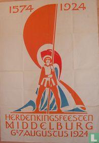 Herdenkingsfeesten Middelburg.