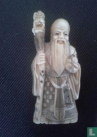 Antique ivory netsuke