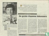 De grote Vlaamse tekenaars