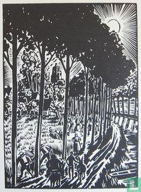 Frans Masereel - Korenveld, 1926