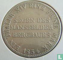 Pruisen 1 thaler 1834