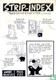 Strip-index tweeduizendvier (2004)