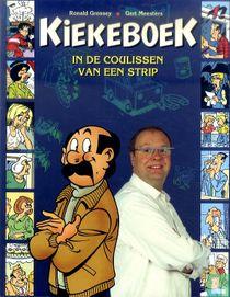 Kiekeboek - In de coulissen van een strip
