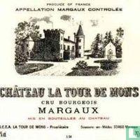Chateau La Tour De Mons 1975, Cru Bourgeois