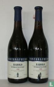 Fontanafredda Barolo Di Serralunga D'Alba 1990