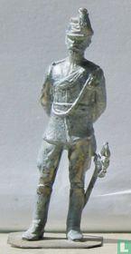 Officier Artillerie 1914