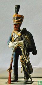 Huzaar Rgt No 6 1815