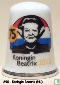 Koningin Beatrix 75 jaar