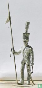 Garde Imperiale Rode Lancier