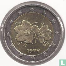 Finland 2 euro 1999