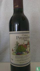 Chateau Puygueraud 1990