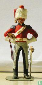 Trompetter Rijdende Artillerie 1815