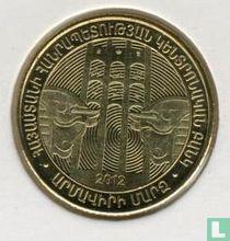 """Armenien 50 Dram 2012 """"Armavir"""""""