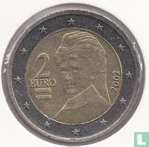 Austria 2 euro 2002