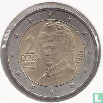 Austria 2 euro 2004