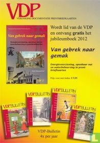 """""""Wordt lid van de VDP en ontvang gratis het jubileumboek 2012"""""""