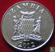 Zambie 1 kwacha 2012